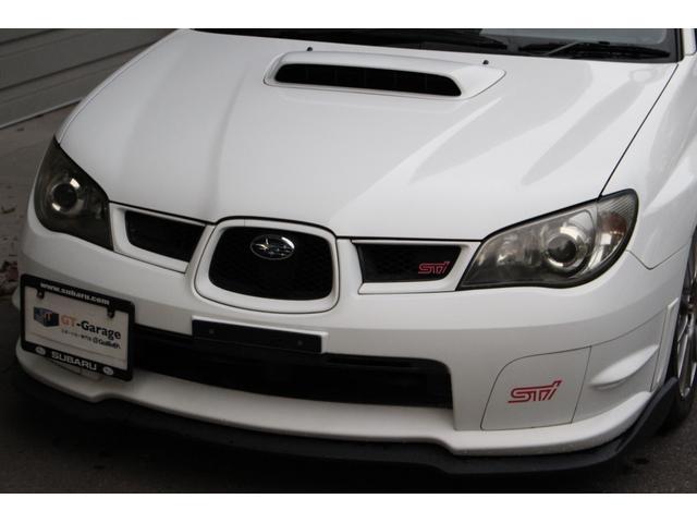 WRX STi F型 マフラー 車高調(8枚目)