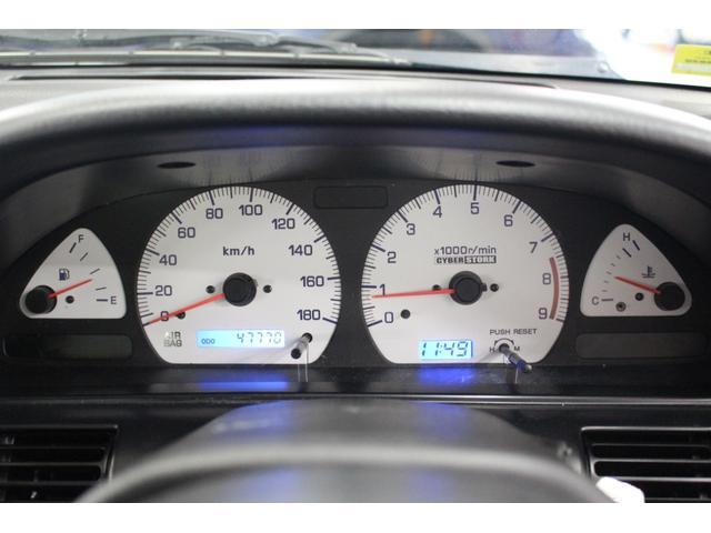 タイプR 車高調 アルミ ブースト計 フルバケ(12枚目)