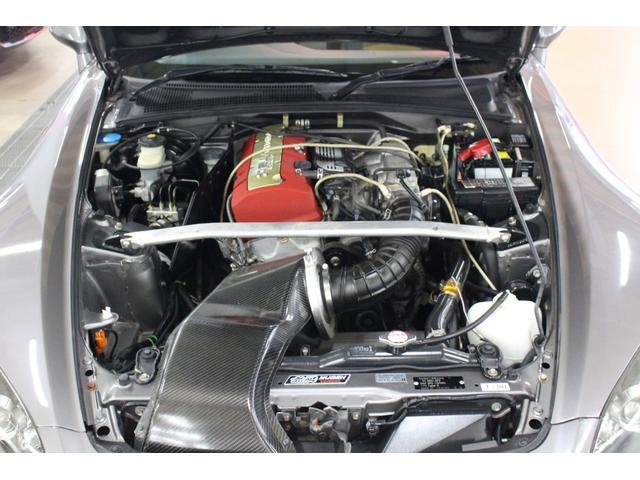 タイプS エキマニ マフラー エアクリ 車高調 カーボン(9枚目)
