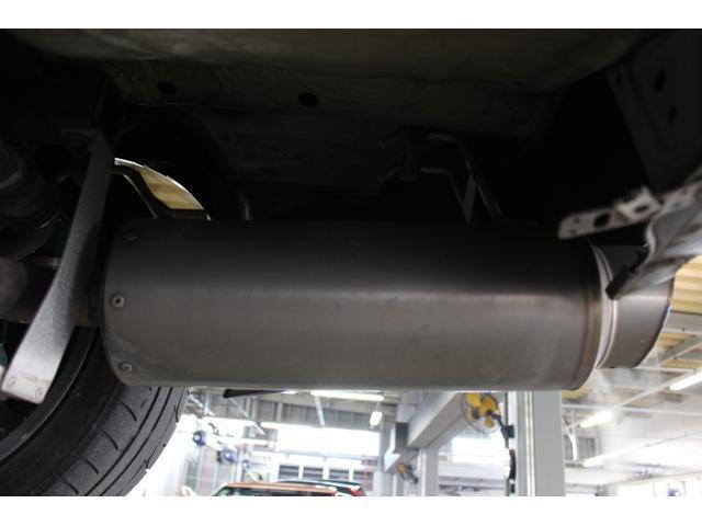 タイプS エキマニ マフラー エアクリ 車高調 カーボン(25枚目)
