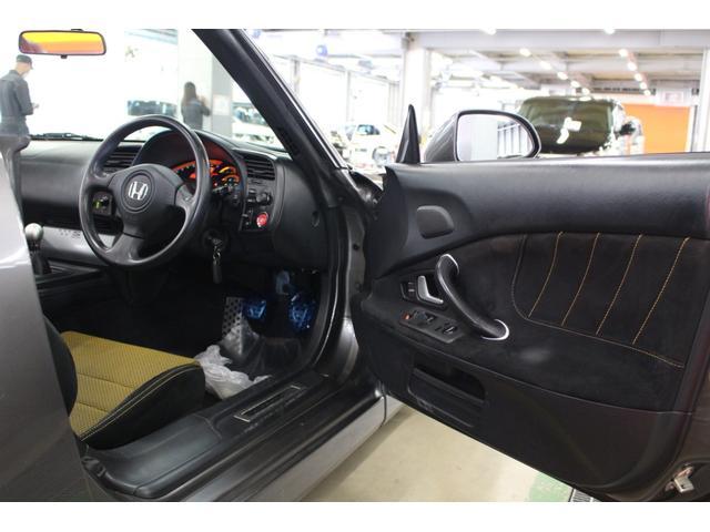 タイプS エキマニ マフラー エアクリ 車高調 カーボン(39枚目)