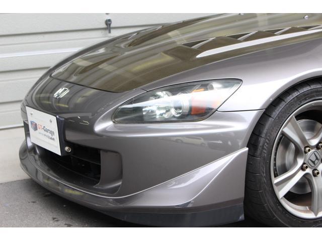 タイプS エキマニ マフラー エアクリ 車高調 カーボン(54枚目)