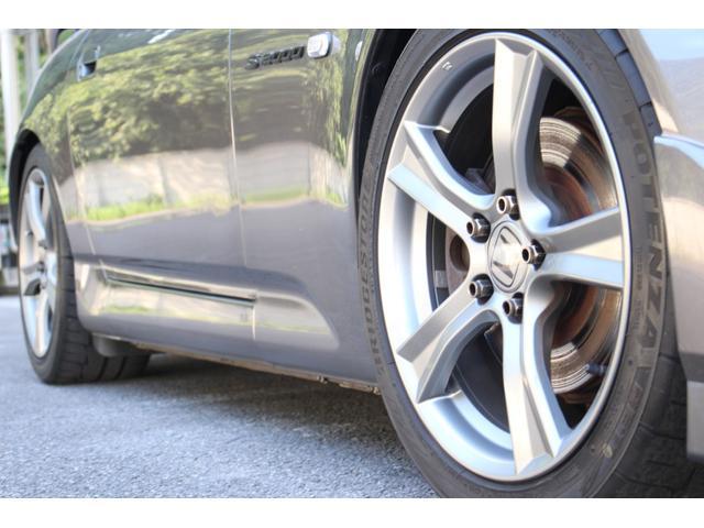 タイプS エキマニ マフラー エアクリ 車高調 カーボン(55枚目)