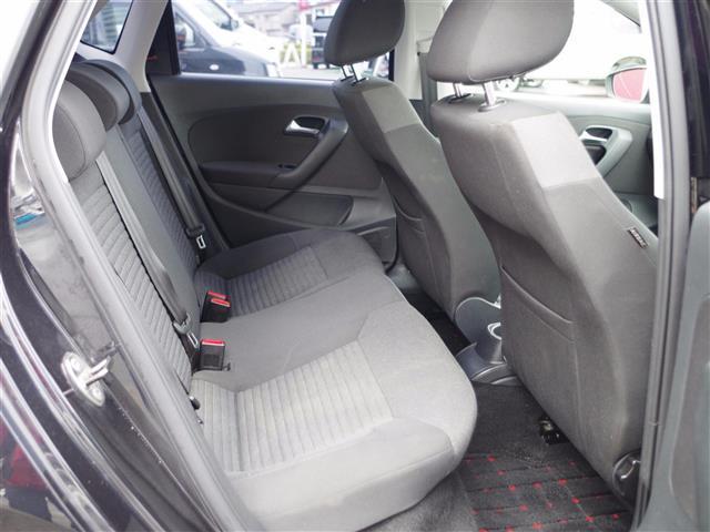 フォルクスワーゲン VW ポロ TSIコンフォートライン キーレスキー 純正15iアルミ