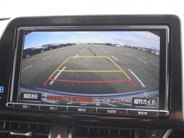 トヨタ C-HR G 純正メモリナビ フルセグ 本革シート 衝突軽減装置