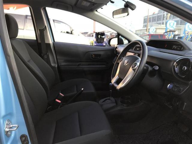 トヨタ アクア S/メモリーナビ フルセグTV 横滑り防止装置 ETC CD