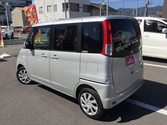 「スズキ」「パレット」「コンパクトカー」「島根県」の中古車2