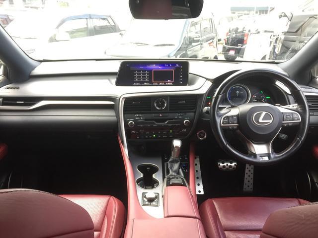 「レクサス」「RX」「SUV・クロカン」「島根県」の中古車3