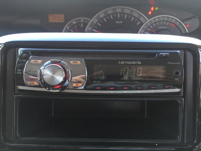 カスタムXリミテッド 片側パワースライド スマートキー 純正アルミ 純正オーディオ CD AUX  キセノンライト(4枚目)