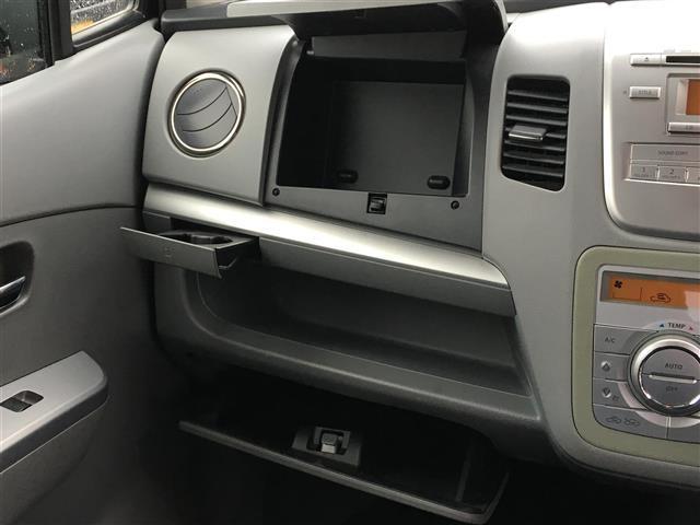 スズキ ワゴンR FX-LTD プッシュスタート 電格ミラー ドアバイザー