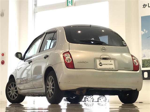 「日産」「マーチ」「コンパクトカー」「新潟県」の中古車2