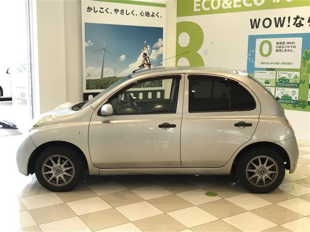 「日産」「マーチ」「コンパクトカー」「新潟県」の中古車18