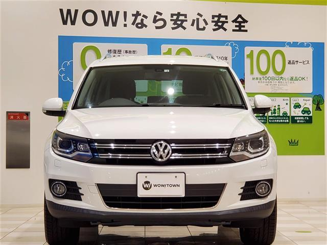 「フォルクスワーゲン」「ティグアン」「SUV・クロカン」「新潟県」の中古車20