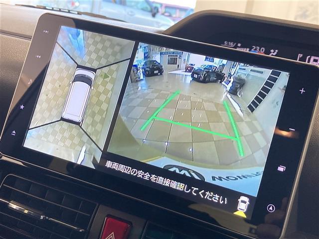 カスタムX 純正9インチナビ 全方位カメラ スマートアシストIII(6枚目)