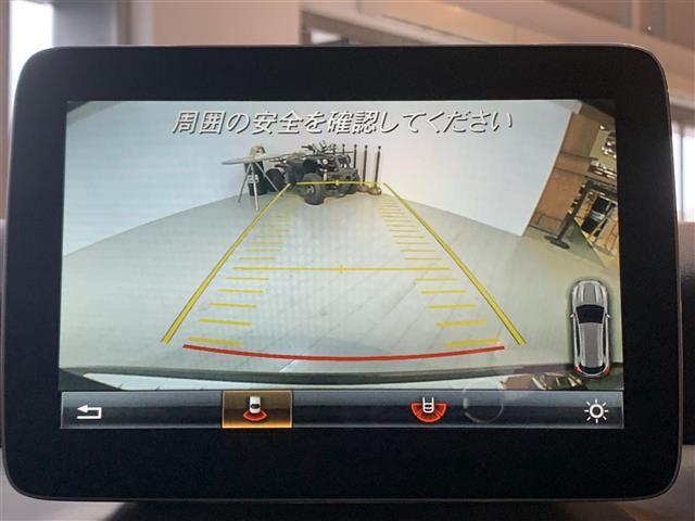 GLA180 レーダーセーフティPKG/純正HDDナビ(CD/DVD/フルセグ/BT)/Bカメラ/ACC/ベーシックPKG/ハーフレザーシート/パワーシート/シートヒーター/電動テールゲート/キーレスゴー/ETC(5枚目)