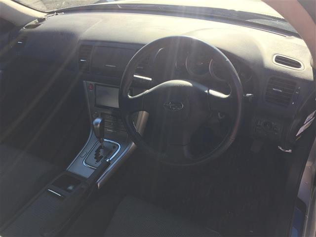 スバル レガシィB4 2.0R 4WDインダッシュナビ