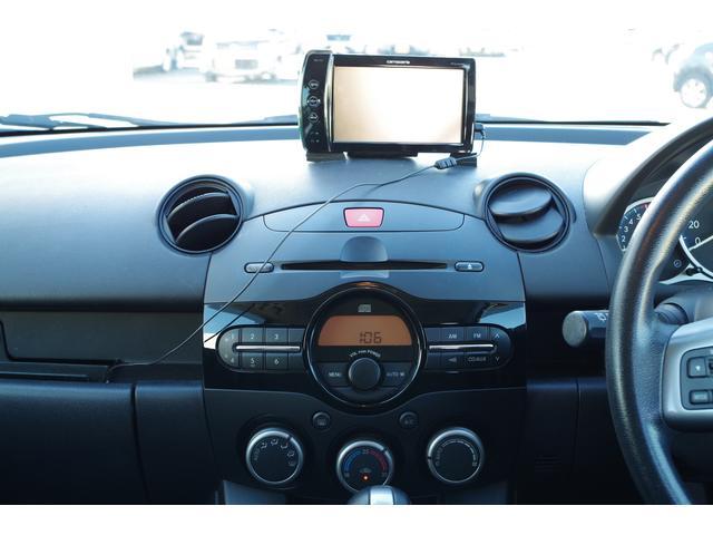 マツダ デミオ 13-スカイアクティブ ETC ワンオーナー キーレス CD
