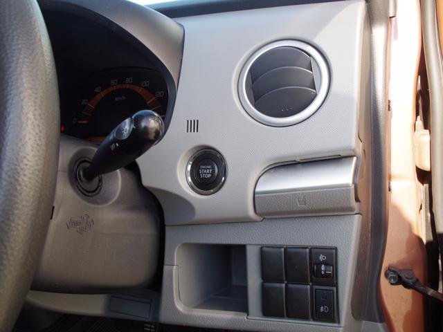 スズキ ワゴンR FTリミテッド ターボ純正オーディオエアロプッシュスタート