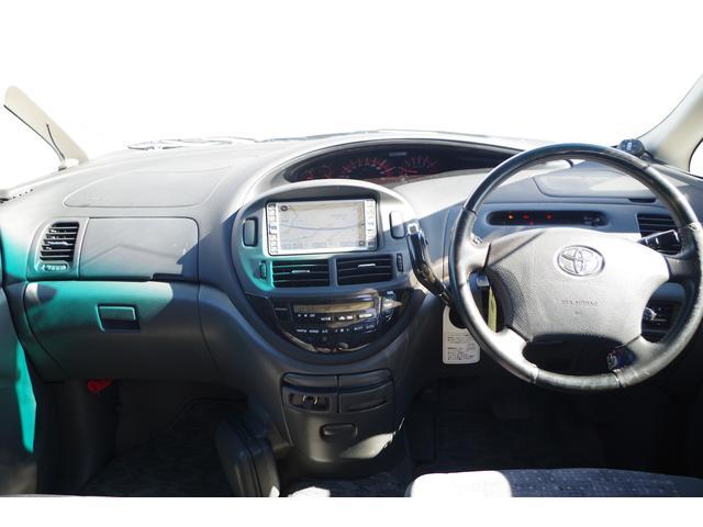 トヨタ エスティマL アエラス プレミアム HDDナビ 両側電動ドア