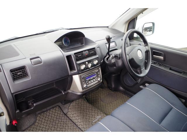 三菱 eKスポーツ R 4WD 社外オーディオ HID 社外14インチAW