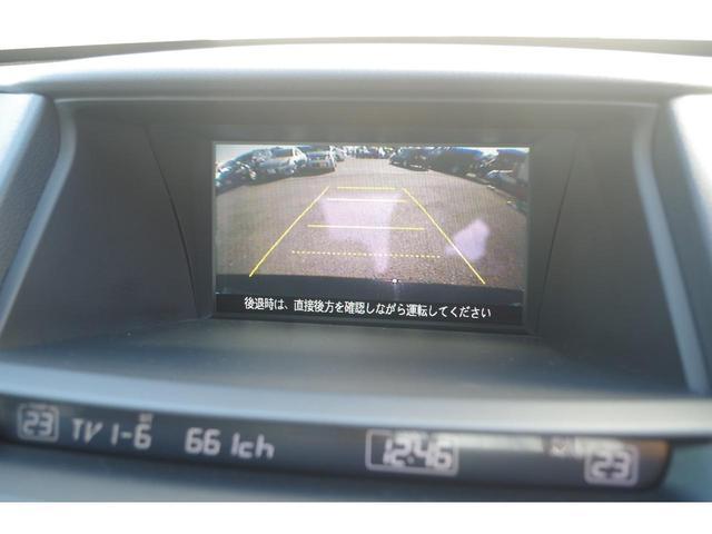 HDDナビ Bカメラ クルコン 革シート 純正17AW(16枚目)