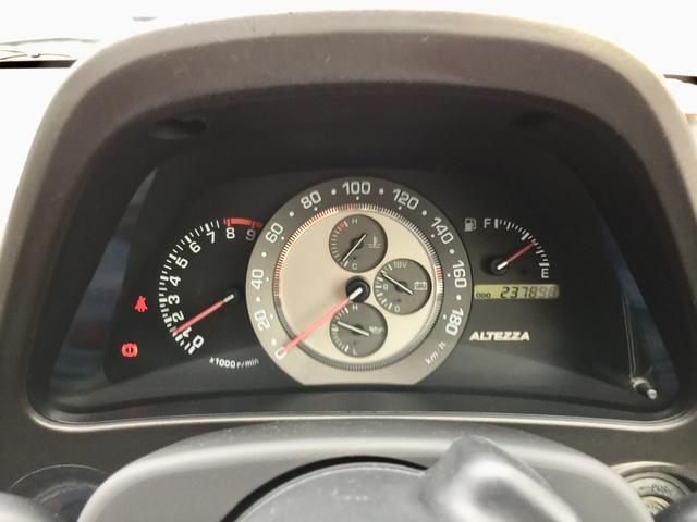 RS200 クオリタート 6速マニュアル FRPボンネット 純正17インチアルミホイール HIDヘッドライト 社外ハンドル ETC キーレス(18枚目)