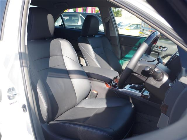 トヨタ マークX 250G Four ブラックLTD