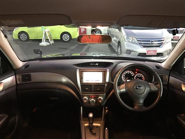 スバル フォレスター 2.0XS 4WD ワンオーナー HDDナビ Bカメラ