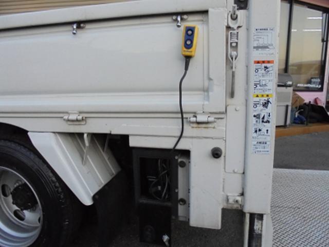 ロングスーパーローDX垂直パワーゲートオートマガソリン(16枚目)