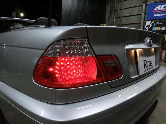 BMW BMW 330Ciカブリオーレ Mスポーツパッケージ 黒革 右H