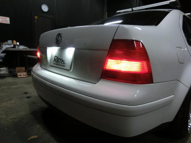 フォルクスワーゲン VW ボーラ USDM JETTA4仕様 USマーカー 車高調 MAE