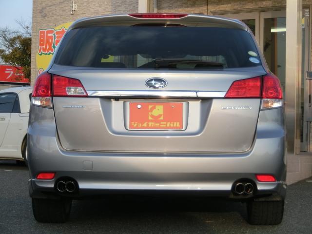 スバル レガシィツーリングワゴン 2.5GT Sパッケージ 6MT 18アルミ STiマフラー