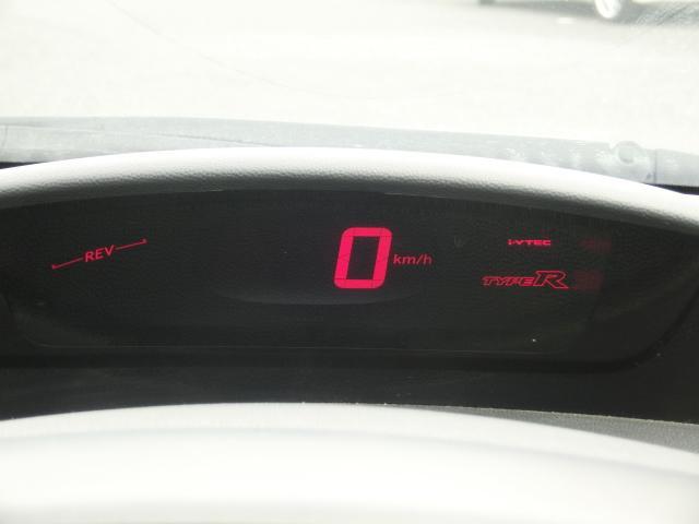 ホンダ シビック タイプR ユーロ 6MT HID 純正18アルミ ナビ