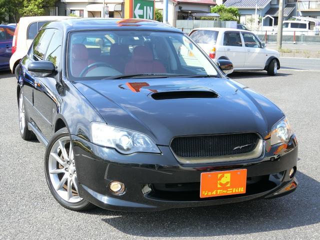 2.0GTスペックB 限定車コル・スコルピィ 本革レカロ(7枚目)