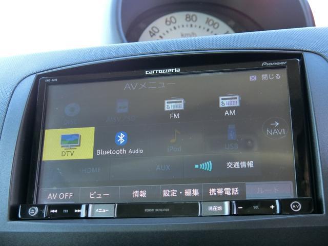 カスタム カロッツェリアナビ地デジ Bluetooth 5速(11枚目)