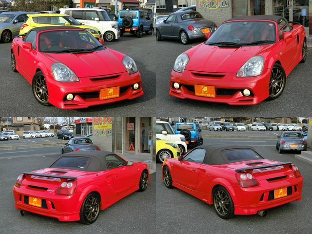 「トヨタ」「MR-S」「オープンカー」「千葉県」の中古車2