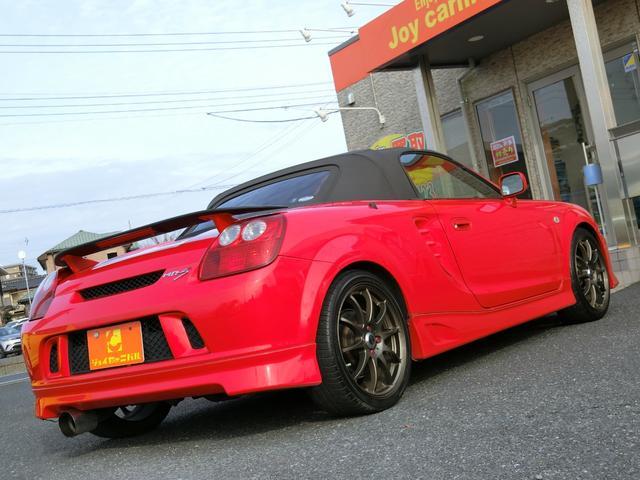 「トヨタ」「MR-S」「オープンカー」「千葉県」の中古車30