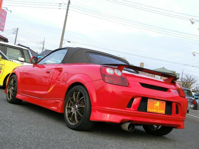 「トヨタ」「MR-S」「オープンカー」「千葉県」の中古車33