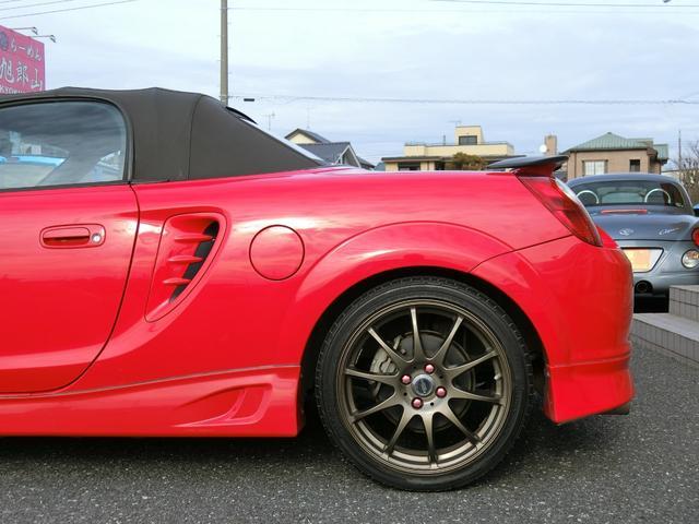 「トヨタ」「MR-S」「オープンカー」「千葉県」の中古車36