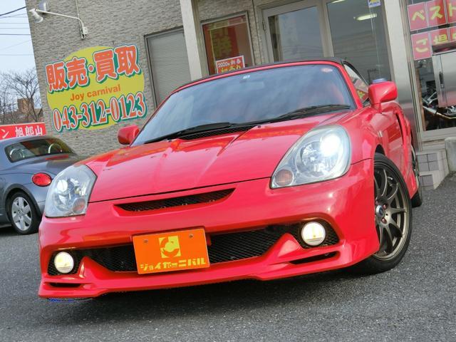 「トヨタ」「MR-S」「オープンカー」「千葉県」の中古車37