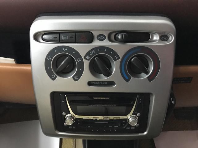 バニラトップ AT ETC オーディオ付 コンパクトカー(12枚目)