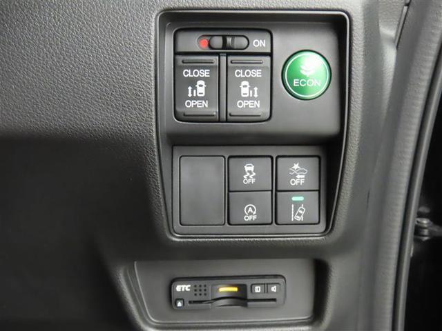 アブソルート・EXホンダセンシング 衝突被害軽減システム 両側電動スライドドア 18インチアルミホイール  DVD再生フルセグ バックカメラ ドラレコ ミュージックプレイヤー接続可 LEDヘッドライト ワンオーナー 電動シート(14枚目)