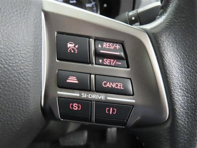 一定の速度をラクラク簡単にセッティング★☆クルーズコントロール!!高速道路を走行中に嬉しいアイテムです♪♪ステアリングスイッチで操作できます。