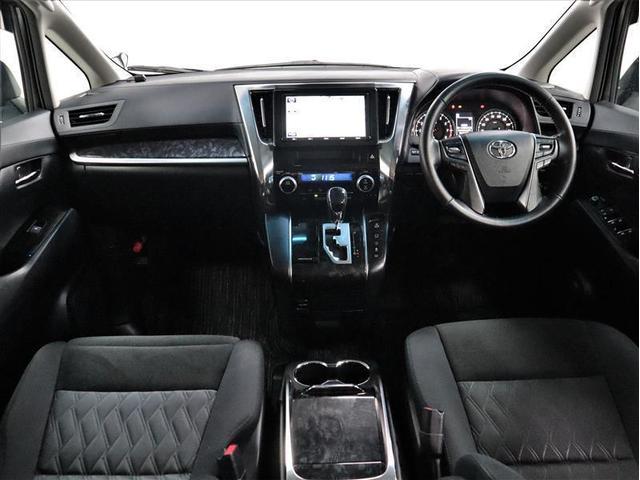 2.5Z Aエディション 4WD 衝突被害軽減システム 両側電動スライド アルミホイール フルセグ 後席モニター DVD再生 バックカメラ ドラレコ ミュージックプレイヤー接続可 LEDヘッドランプ ワンオーナー スマートキー(3枚目)