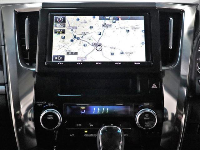 2.5Z Aエディション 4WD 衝突被害軽減システム 両側電動スライド アルミホイール フルセグ 後席モニター DVD再生 バックカメラ ドラレコ ミュージックプレイヤー接続可 LEDヘッドランプ ワンオーナー スマートキー(8枚目)