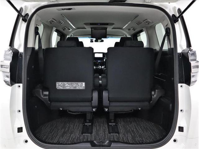2.5Z Aエディション 4WD 衝突被害軽減システム 両側電動スライド アルミホイール フルセグ 後席モニター DVD再生 バックカメラ ドラレコ ミュージックプレイヤー接続可 LEDヘッドランプ ワンオーナー スマートキー(16枚目)