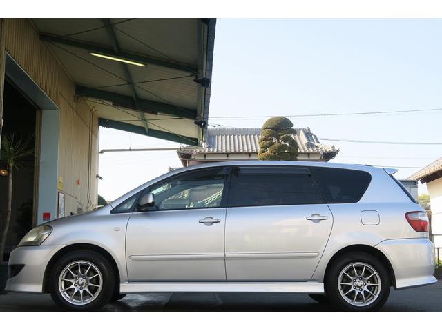 トヨタ イプサム 240i プレミアムアルカンターラバージョン キーレス