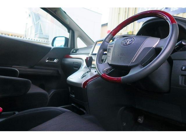 トヨタ ヴェルファイア 2.4Z  メモリーナビ 両側パワースライドドア ETC