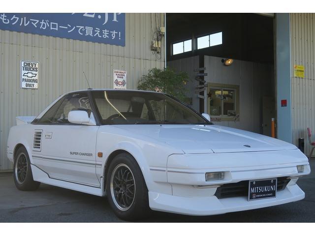 「トヨタ」「MR2」「クーペ」「埼玉県」の中古車4