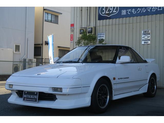 「トヨタ」「MR2」「クーペ」「埼玉県」の中古車8
